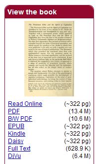 Formaty wInternet Archive