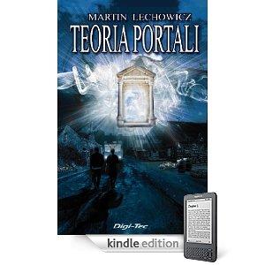 Teoria Portali - okładka w Kindle Store