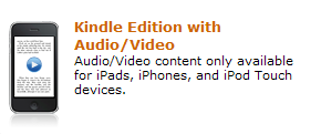 Komunikat: Audio/Video content only available for iPads, iPhones, and iPod Touch devices.