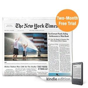 Promocja NYT - przez 2 miesiące za darmo