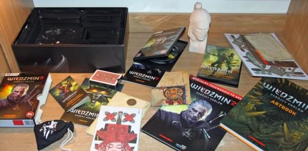 Wiedźmin II - edycja kolekcjonerska