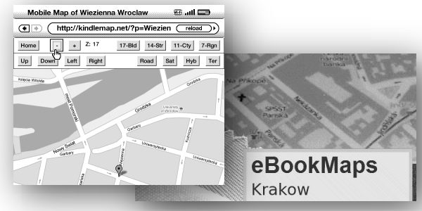 Kindlemap vs Ebookmaps