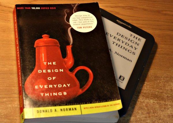Książka papierowa i jej Kindlowy odpowiednik