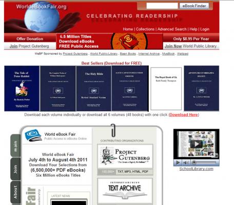World Ebook Fair