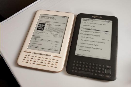 Iriver Story HD i Kindle