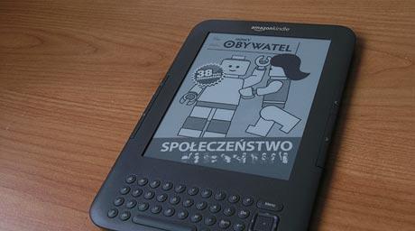 Nowy Obywatel na Kindle - okładka