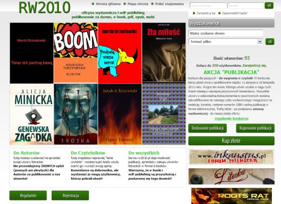 Strona główna RW2010