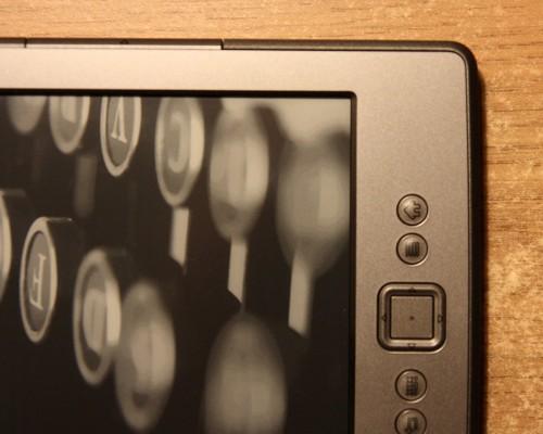 Obramowanie ekranu Kindle 4