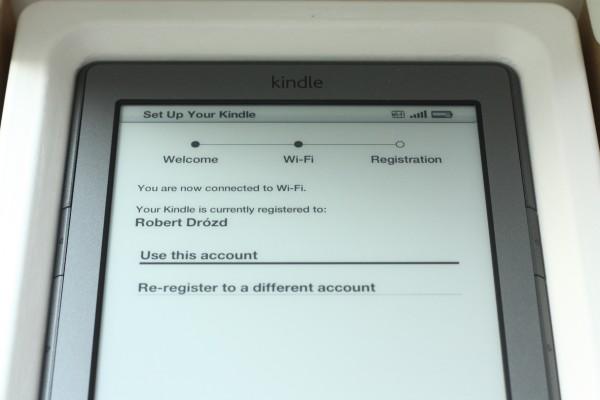 Informacja o rejestracji na moje nazwisko