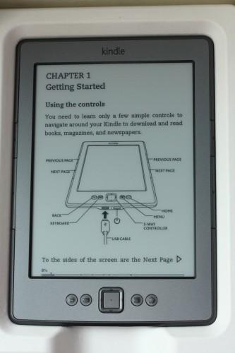 Strona instrukcji z informacją o klawiszach