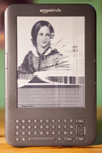 O, takładnie załatwiłem Kindle.