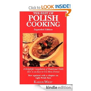 "Okładka ""The best of Polish Cooking"""