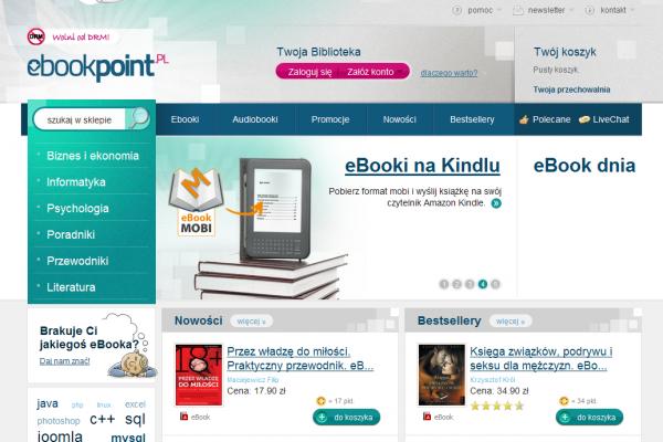 Strona główna ebookpoint.pl