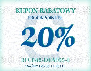 Kupon ebookpoint - zniżka 20%