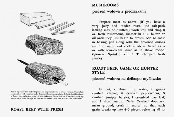 Strona zPolish Heritage Cookery