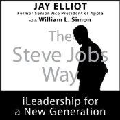 Okładka The Steve Jobs Way