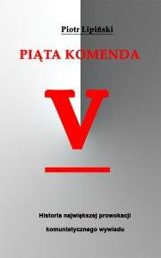 Piąta Komenda - okładka