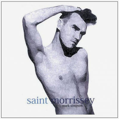 Saint Morissey - okładka