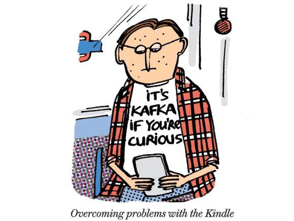 To Kafka, jeśli jesteś ciekaw