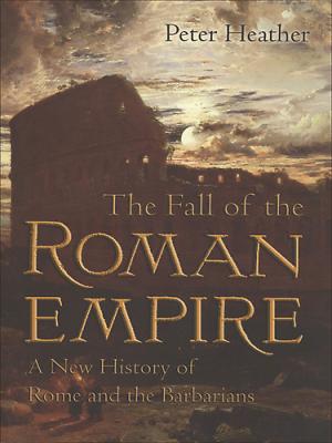 Okładka: Upadek cesarstwa rzymskiego