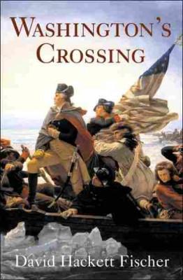 Okładka Washingtons Crossing