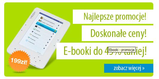 Merlin i ebooki - czytnik za 199 zł