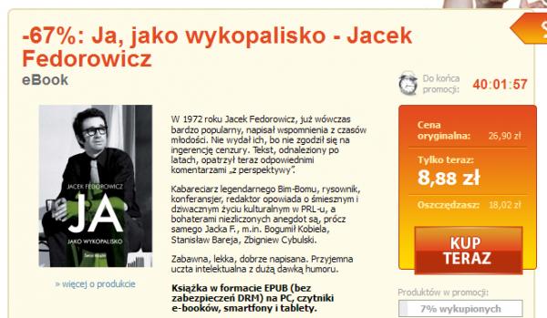 Jacek Fedorowicz w Okazji Dnia