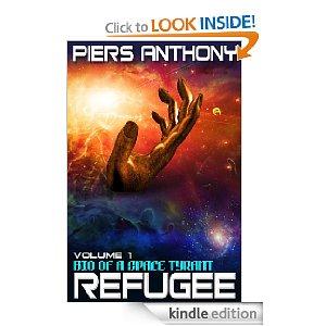 Refuggee - pierwszy tom cyklu Piersa