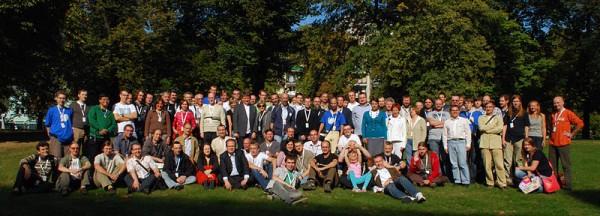 Grupowe zdjęcie Wikipedystów