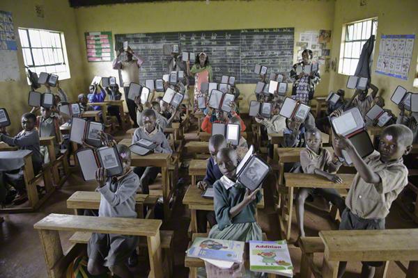 Afryka czytników