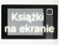 Książki na ekranie - logo