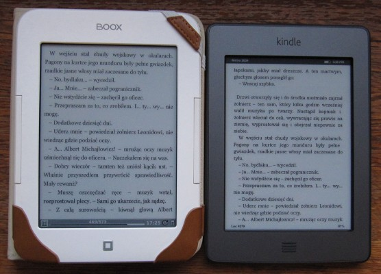 Onyx Boox iKindle Touch