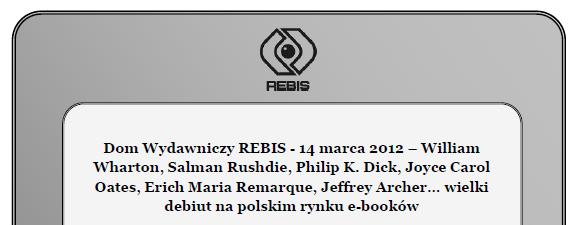 Informacja prasowa REBIS