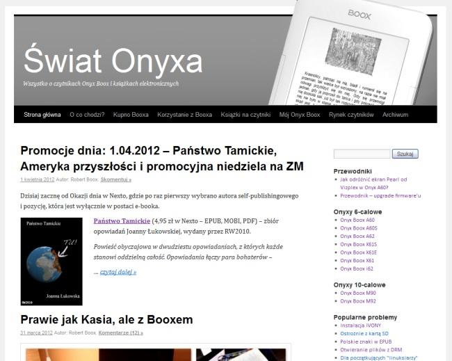 Świat Onyxa