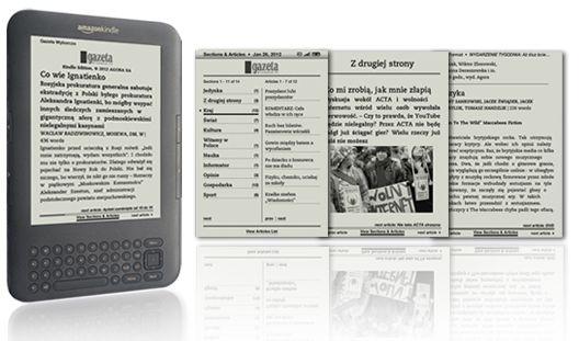 GW na Kindle