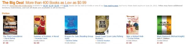 Kindle Big Deal - czerwiec