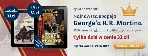 Gra o Tron w Woblink