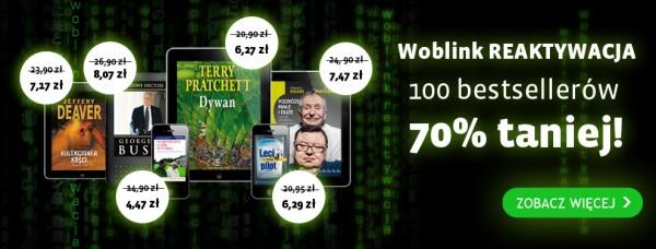 Reaktywacja Woblinka - promocja 70%