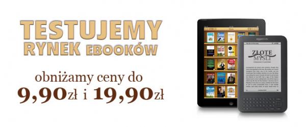 Złote Myśli - Testujemy rynek ebooków