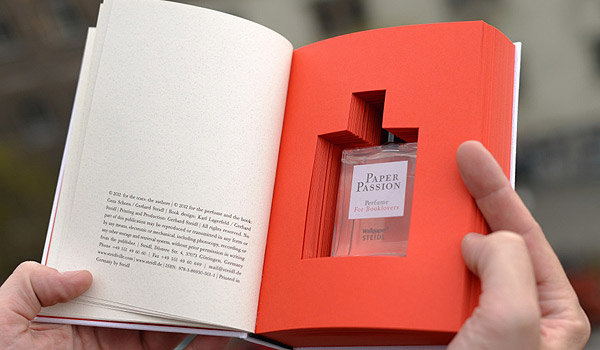Perfumy Paper Passion