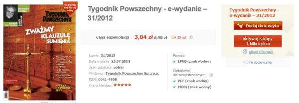 Tygodnik Powszechny w Nexto.pl