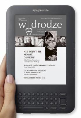 W drodze na Kindle
