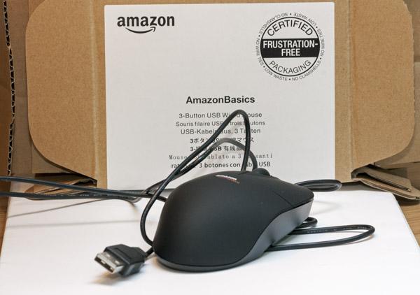 Myszka Amazon Basics