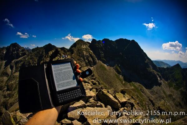 Kindle na Kościelcu