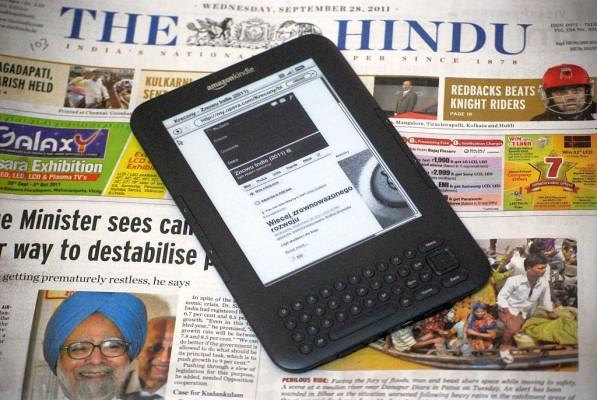Kindle w Indiach