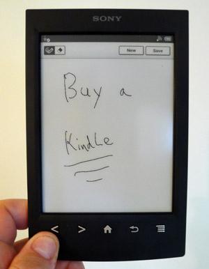 SonyT2 - Buy aKindle