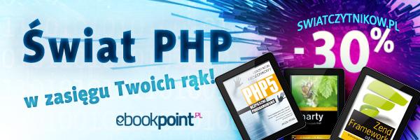 Świat PHP wzasięgu Twoichrąk