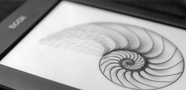 Onyx Boox ze spiralą