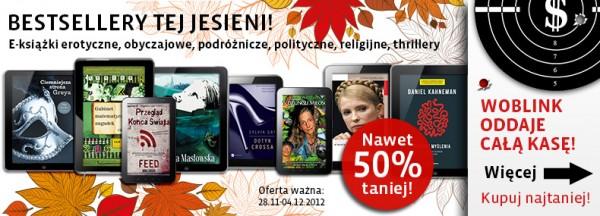 Jesienna promocja w Woblinku
