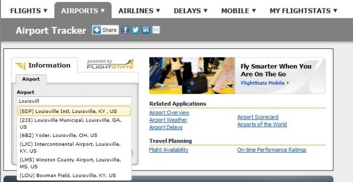 Flightstat #1